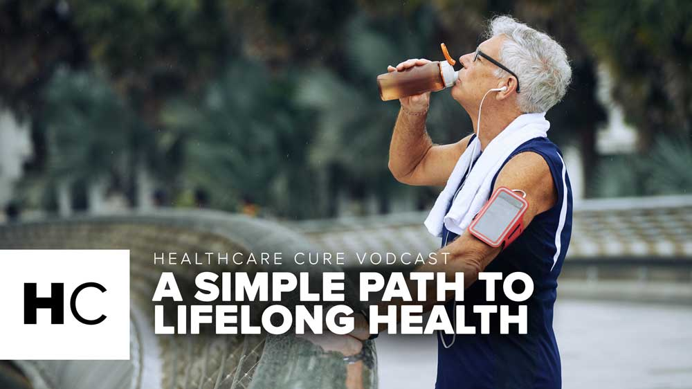 A Simple Path to Lifelong Health HC E13