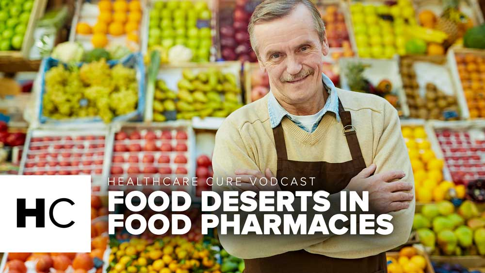 Food Deserts In Food Pharmacies HC E12